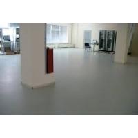 Выравнивание стяжки бетонного пола