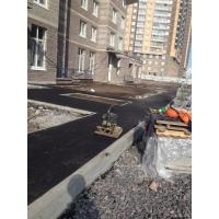 Асфальтирование дорог, дворов,площадок, ямочный ремонт