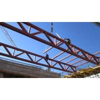 Проектирование и монтаж металлоконструкций зданий