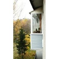 Выполняем комплексую отделку балконов и лоджий любой сложности