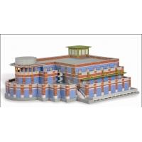 3D печать макетов зданий и сооружений