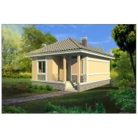 Строительство каркасных домов по технологии ЛСТК