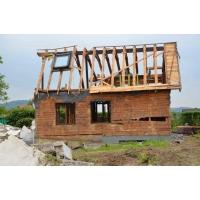 Снос дачого дома в Ленинградской области