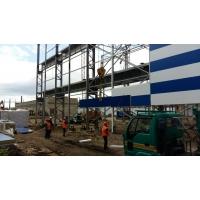 Строительство производственных объектов, складов, ангаров