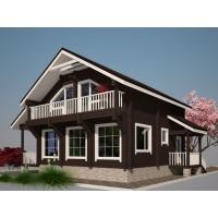Качественные дома из клееного и профилированного  бруса