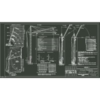 Разработка ППР, технологических карт