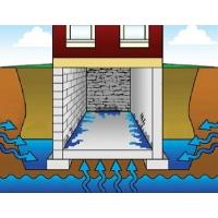 Восстановление гидроизоляции подвалов