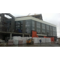 В СПб. и обл. выполним проектирование,устройство,монтаж вентилируемых фасадных систем, свето прозрачных. фасадных ал. конструкций из любых