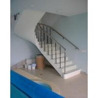 Монолитные лестницы под заказ
