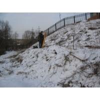 Измерение объема земляных работ и насыпных материалов