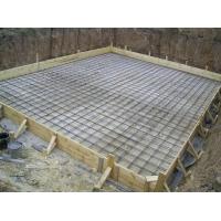 Строительство фундамента, Фундаментные работы