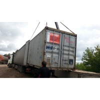 Аренда морского контейнера 20-ти футовый
