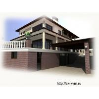 Проектируем и строим дома под ключ