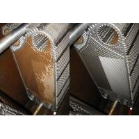Промывка и чистка пластинчатых теплообменников