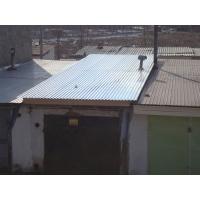 Монтаж и ремонт жесткой кровли гаража в Хабаровске