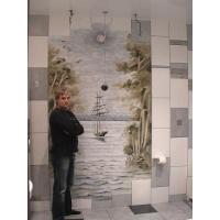 Роспись стен. Быстро, недорого, профессионально. 2000 руб. кв.м.