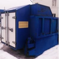 Механизированная уборка помещений и территорий