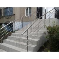 Перила для лестницы из нержавеющей ствли