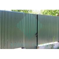 Забор с полимерным покрытием (г.Нижнекамск)