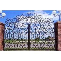 Ворота двери роллеты решетки