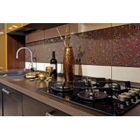 Облицовка кухонного фартука кафельной плиткой