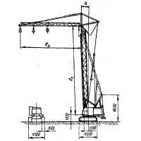 Аренда крана СКГ-401