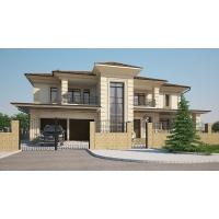 Cтроительство любых домов и гостиниц от 1 до 10 этажей Красиво