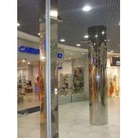 Облицовка колонн, лифтов