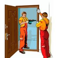 Установка межкомнатных дверей. Качественно и недорого