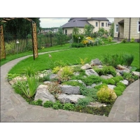 Ландшафтный дизайн и озеленение, благоустройство дворовых территорий