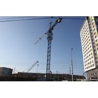 Монтаж и эксплуатация башенных кранов