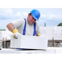 Кладочные работы - кладка газобетонных блоков