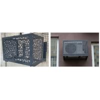 Изготовление коробов внешнего блока кондиционера в Красноярске (фасадная корзина, ящик, короб наружного блока)