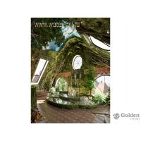 Декорирование зимних садов, проект зимего сада