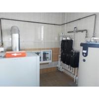 Монтаж отопления, водоснабжения, канализации, установка станции биоочистки