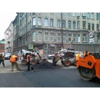 Асфальтирование территорий, ямочный ремонт