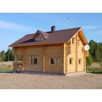 Уютные деревянные дома под ключ
