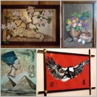 Картины в интерьер