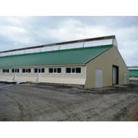 Строительство овощехранилище и зернохранилище