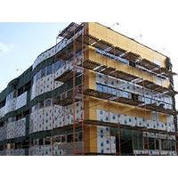 Фасадные работы-Отделка фасадов зданий
