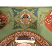 Проектирование интерьеров, проект иконостаса, мозаика