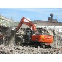 Демонтаж зданий, помещений, котельных. Вывоз мусора