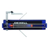 Аренда плиткореза ручного Dexell 600 мм, толщина реза 14 мм