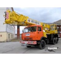 Автокран КамАЗ 35 тонн
