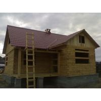 Строительство загородных домов и бань