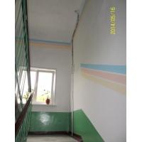 Ремонт подъездов многоквартирных домов, покраска стен