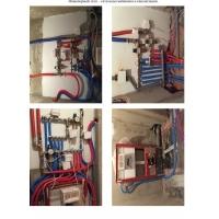 услуги электрика, сантехника, специалистов по кондиционированию и вентиляции