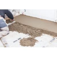 Бетонные полы. Устройство цементно-песчанной стяжки