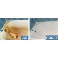 Акриловый вкладыш, наливной (жидкий) акрил, эмалировка ванн Казань