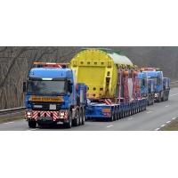 Перевозки негабаритных и тяжеловесных грузов
